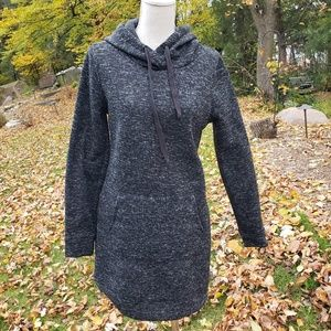 Fabletics Tunic Hooded Sweater